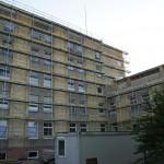 Šakių ligoninė pieš renovaciją