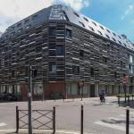 Ecolopo gyvenamasis pastatas, Prancūzija_Barro