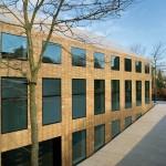 Administracinis-prekybinis pastatas Olandijoje