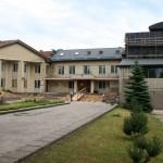 Kernavės archeologijos ir istorijos muziejus prieš renovaciją