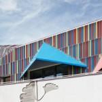 Pradinė mokykla Villiers sur Marne, Prancūzija_Barro