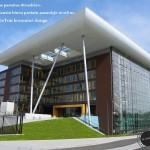 Europos tarybos pastatas Strasbūre
