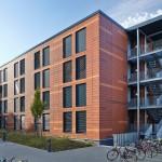 Studentų bendrabučio modernizavimas, Vokietija_Tampa