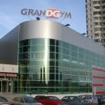 """Grand Gym"" sporto klubas"