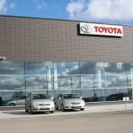 Toyota-Lexus salonas