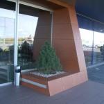 Galimybės - administracinis-prekybinis pastatas