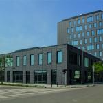 Biurų pastatas, Liuksemburgas