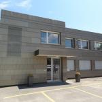 Betriebsgebäude Eberle Gebäudehülle, Schaan