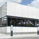 iconic skin_Werkschutzgebäude, München (DE)