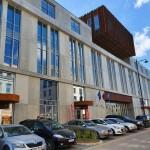 Paupio verslo namai Vilniuje