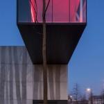 Concrete factory building, Belgium 02