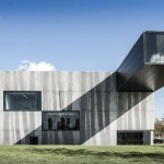 DAKOBET_Concrete factory building, Belgium