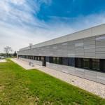 DAKO Brno Manufacturing premises, Prace u Brno