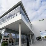 BRUCHA naujoji įmonės buveinė, Austrija