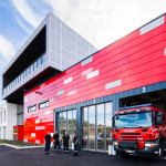 Arendal fire station, Norway