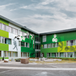 Nickby Heart school, Finland
