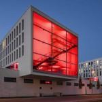 CODINA_ugniagesių mokykla Vokietijoje- laiptų aptvėrimas