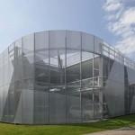 Metadecor-MD Designperforation-Parking garage Zeeman, NL