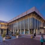 Metadecor-MD-Designperforation-Theater-Library-Zuidplein-Rotterdam, NL