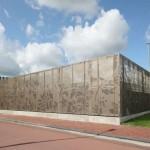 Metadecor-MD Designperforation-Parking garage, Revius in Leeuwarden