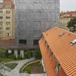 Metadecor-MD Designperforation-old town court building, Prague, Czech republik